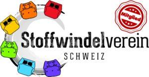 Stoffwindelverein Mitglied Logo